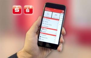 Sparkassen-App der Sparkasse Mittelsachsen