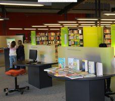 Stadtbibliothek Flöha