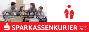 Sparkassenkurier November 2017
