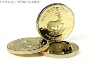 Krügerrand Münze