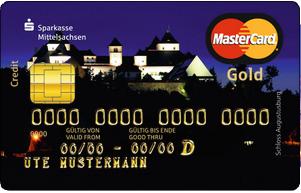 Motiv-Kreditkarte Schloss Augustsuburg
