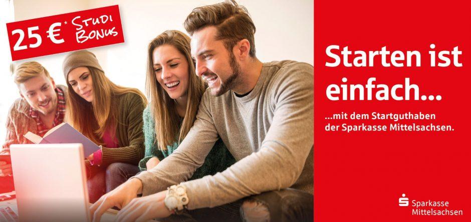 Willkommen im neuen Leben: Studi-Bonus für Erstsemester!