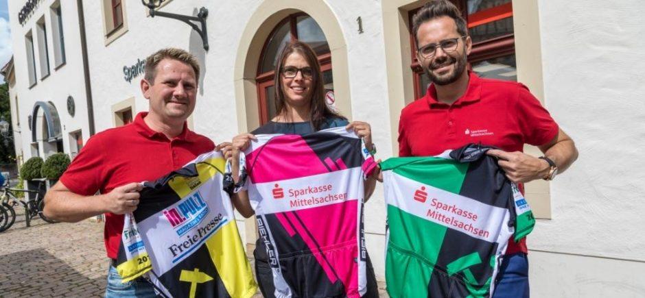 10. Freiberger Fahrrad-ZickZack – am Samstag geht's wieder los.