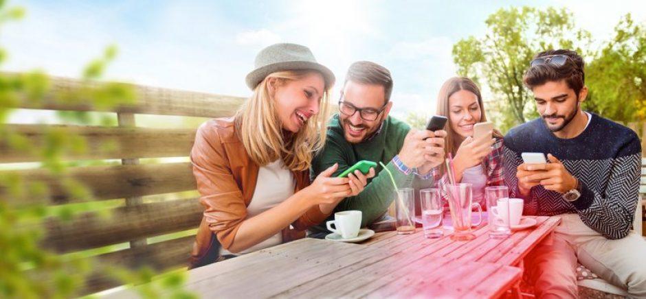 Die Sparkasse immer dabei: Entdecken Sie unsere App! Sind wir Kwitt?