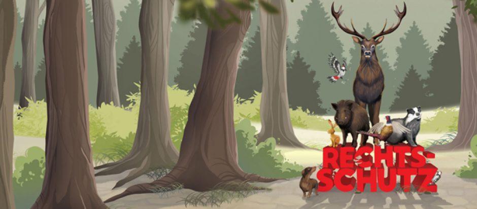 Wild auf Rechtsschutz: Jetzt Schnäppchen jagen!