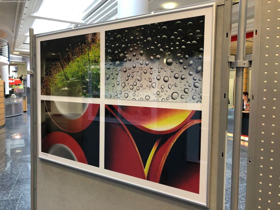 Fotoausstellung Hauptfiliale Freiberg