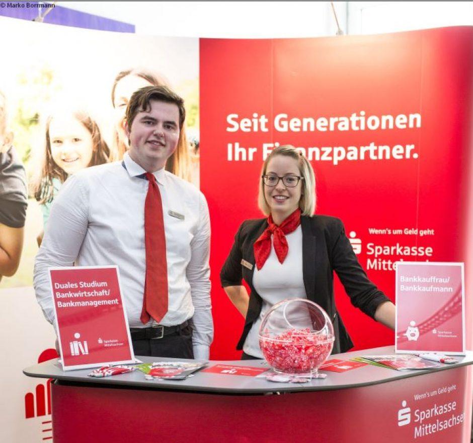 """Ausbildungsmessen """"Schule macht Betrieb"""" Mittweida und Freiberg – komm vorbei!"""