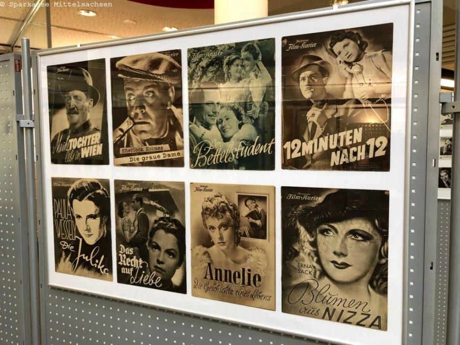"""Neue Ausstellung: """"Autogrammkarten und Kinohefte der 50er Jahre"""""""