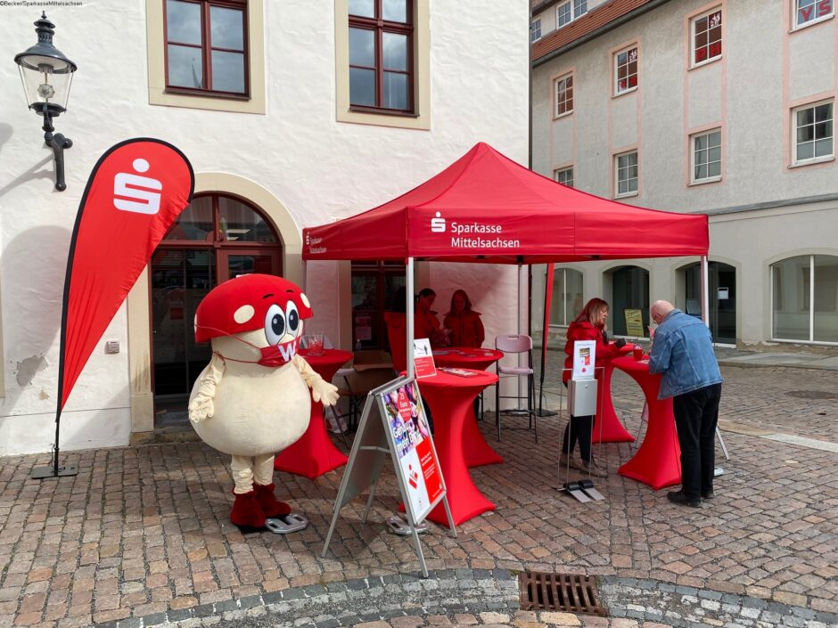 Herbstfest 2020 in Freiberg – Wer lag richtig beim Goldtaler-Spiel?