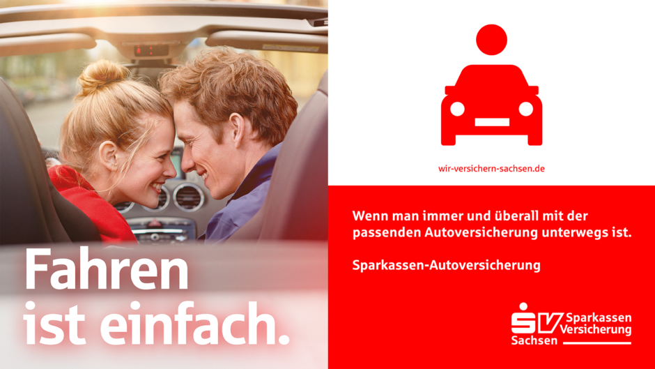 Fahren ist einfach. Jetzt noch Beitragssicherheit für's KfZ sichern.