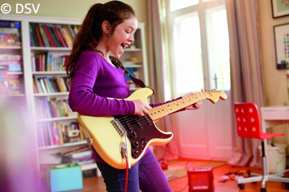 Musiker aufgepasst: Jetzt Förderung von Noten und Instrumenten für Nachwuchsgruppen beantragen!