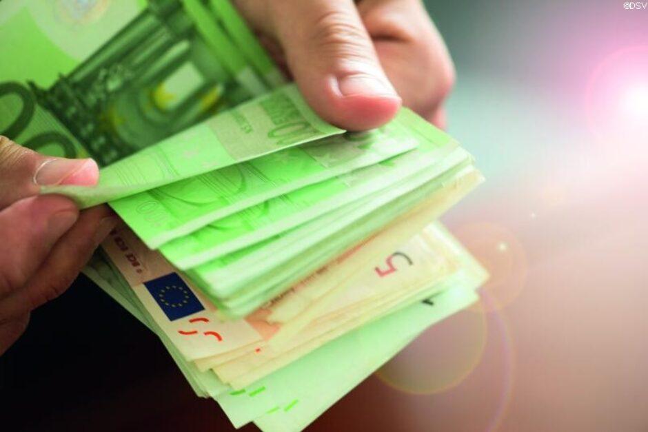 Neue Regelungen der BaFin für Bareinzahler.