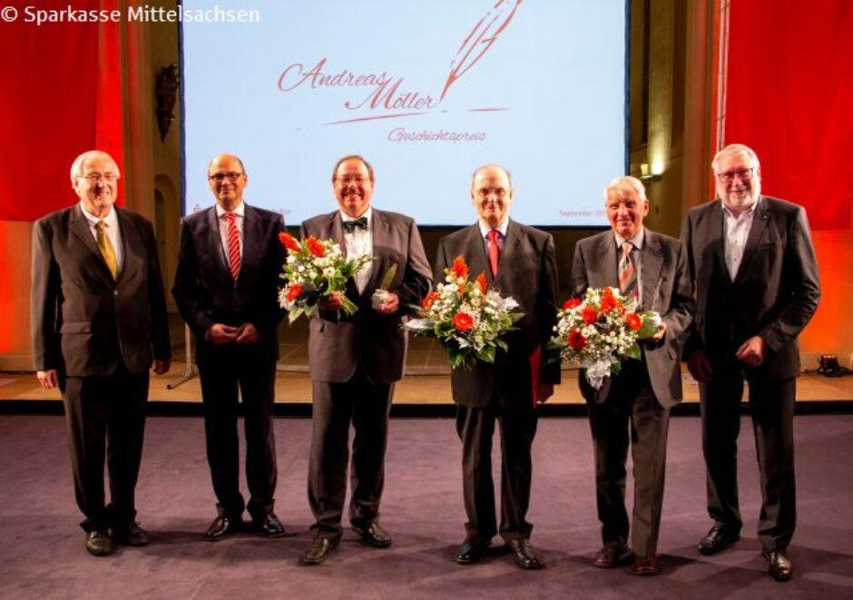 Andreas-Möller-Geschichtspreis: Verleihung 2021